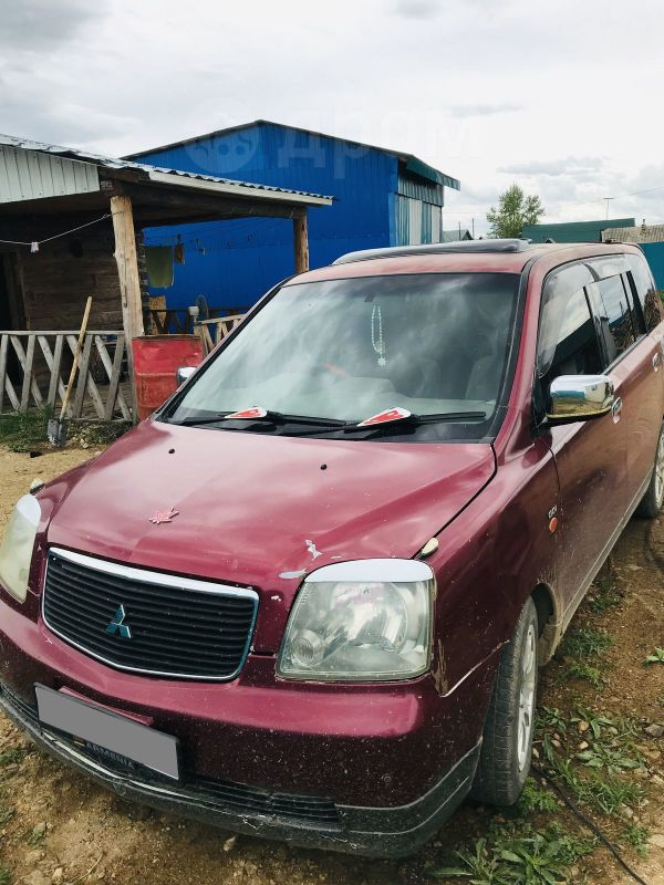 Mitsubishi Dion, 2001 год, 250 000 руб.