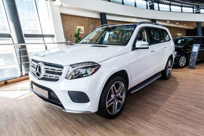 Mercedes-Benz GLS-Class, 2019 год, 5 390 000 руб.