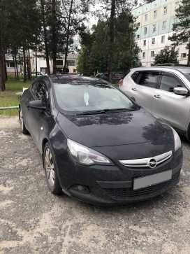 Ноябрьск Astra GTC 2014