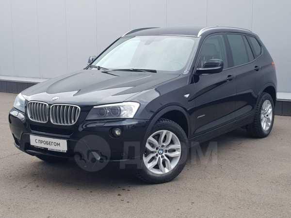 BMW X3, 2014 год, 1 405 000 руб.