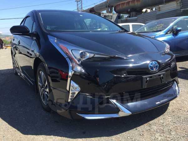 Toyota Prius, 2017 год, 1 190 000 руб.