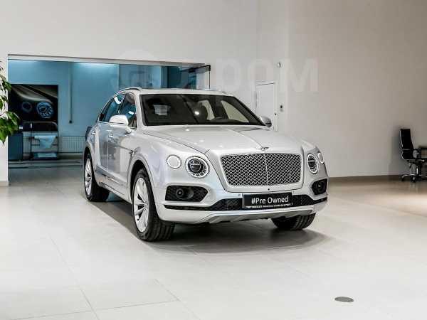 Bentley Bentayga, 2016 год, 10 390 000 руб.