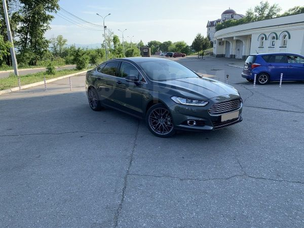 Ford Mondeo, 2017 год, 1 300 000 руб.