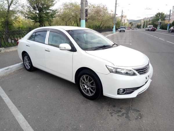 Toyota Allion, 2012 год, 845 000 руб.