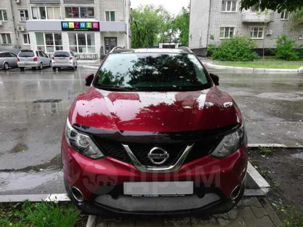 Nissan Qashqai, 2016 год, 1 110 000 руб.