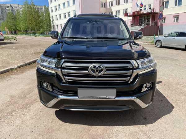 Toyota Land Cruiser, 2015 год, 3 610 000 руб.