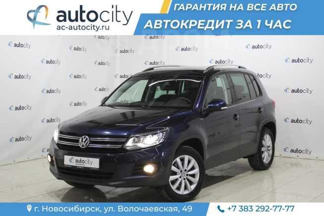 Volkswagen Tiguan, 2016 год, 1 289 000 руб.