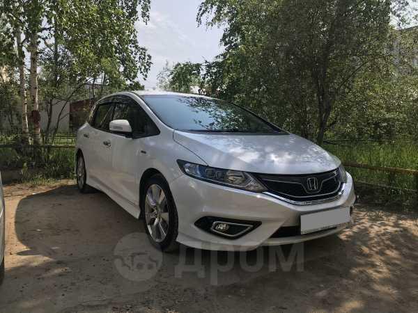 Honda Jade, 2015 год, 1 059 000 руб.