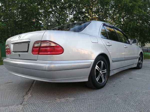Mercedes-Benz E-Class, 2001 год, 345 000 руб.