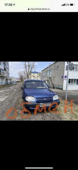 Вилючинск Niva 2006