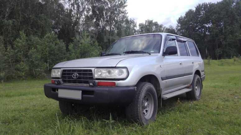 Toyota Land Cruiser, 1996 год, 900 000 руб.