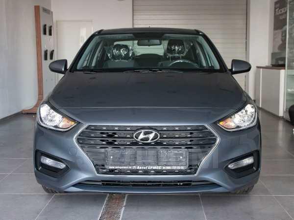 Hyundai Solaris, 2019 год, 965 000 руб.