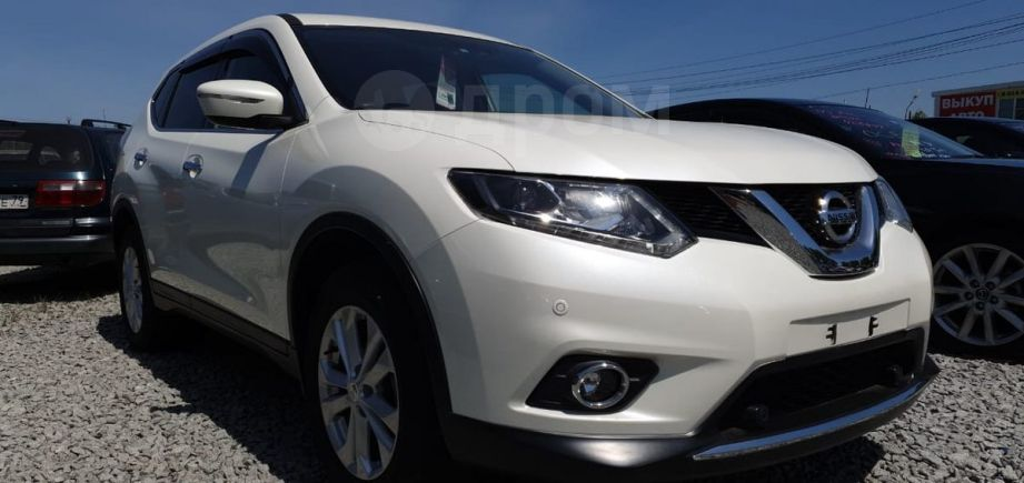 Nissan X-Trail, 2016 год, 1 350 000 руб.