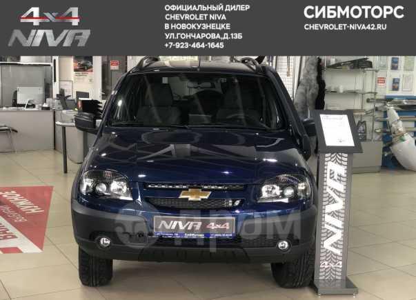 Chevrolet Niva, 2019 год, 759 600 руб.