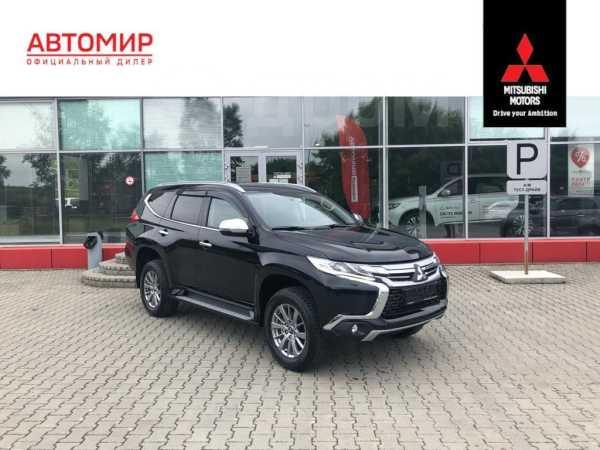 Mitsubishi Pajero Sport, 2019 год, 3 003 000 руб.