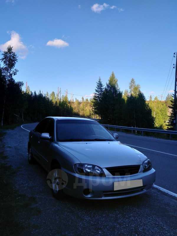 Kia Spectra, 2008 год, 170 000 руб.