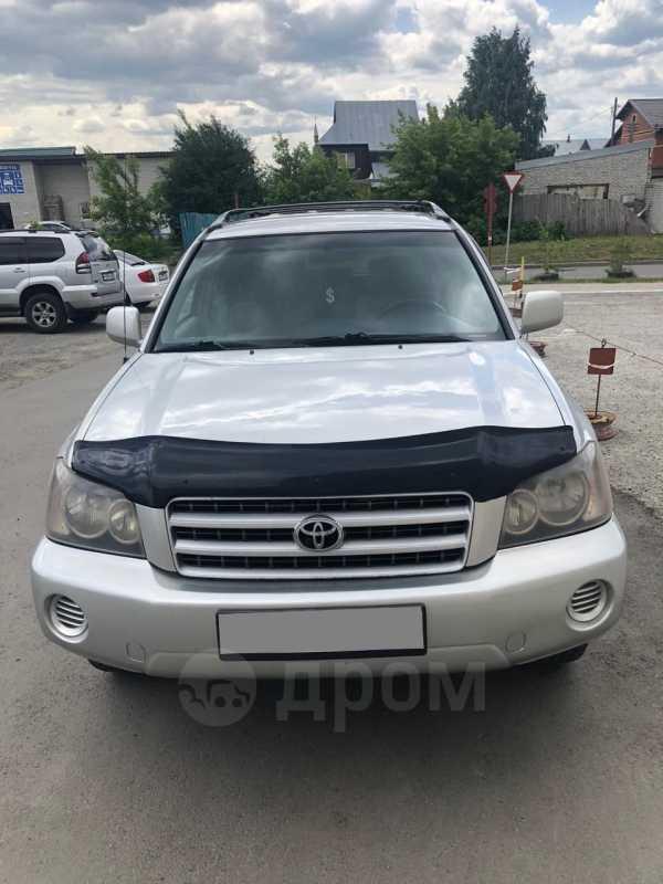 Toyota Highlander, 2001 год, 609 000 руб.