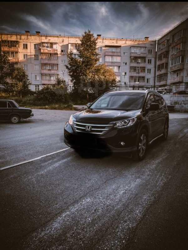 Honda CR-V, 2014 год, 1 199 000 руб.
