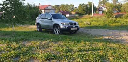 Бийск BMW X5 2004