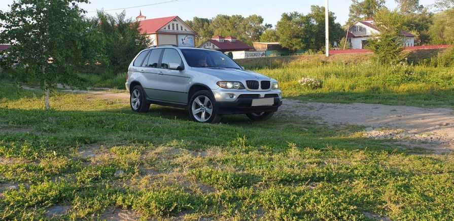 BMW X5, 2004 год, 640 000 руб.