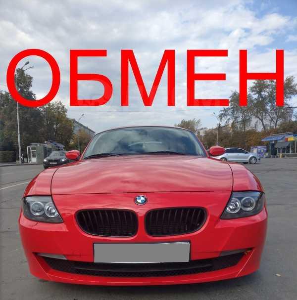 BMW Z4, 2007 год, 990 000 руб.