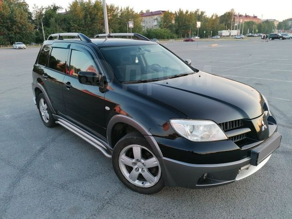 Mitsubishi Outlander, 2005 год, 440 000 руб.