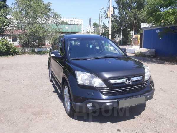 Honda CR-V, 2008 год, 730 000 руб.