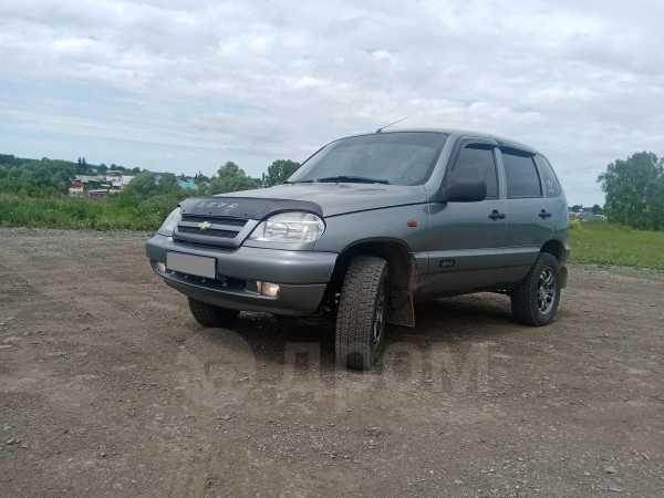 Chevrolet Niva, 2008 год, 268 000 руб.