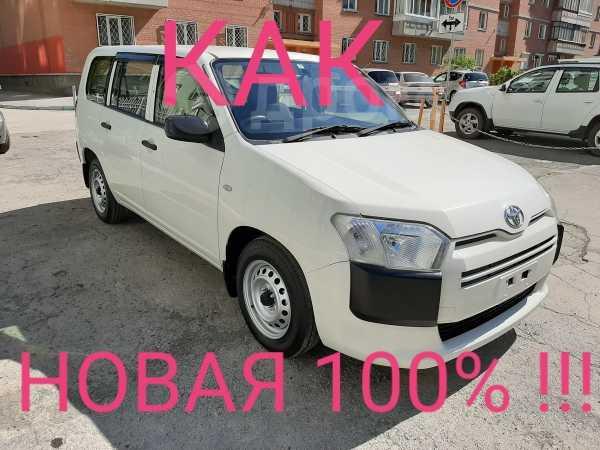 Toyota Probox, 2016 год, 599 999 руб.
