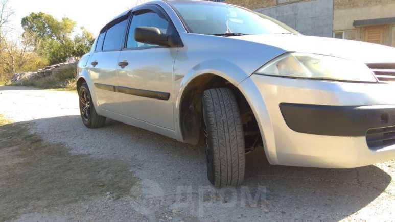 Renault Megane, 2005 год, 200 000 руб.