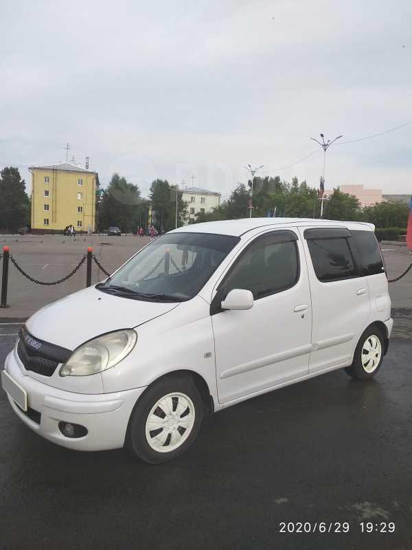 Toyota Funcargo, 2003 год, 330 000 руб.