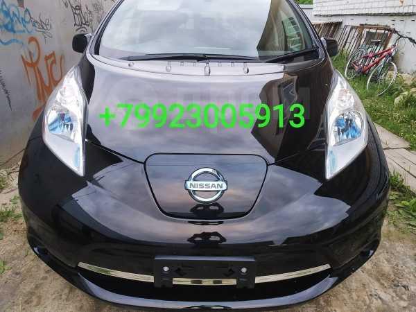 Nissan Leaf, 2014 год, 600 000 руб.