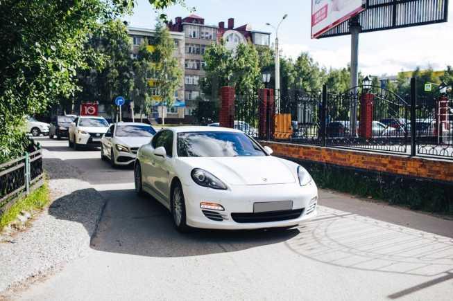Porsche Panamera, 2012 год, 2 390 000 руб.