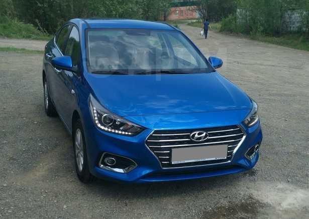 Hyundai Solaris, 2019 год, 949 000 руб.