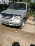 Chevrolet Niva, 2003 год, 117 000 руб.