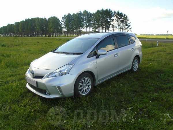 Toyota Prius a, 2013 год, 860 000 руб.