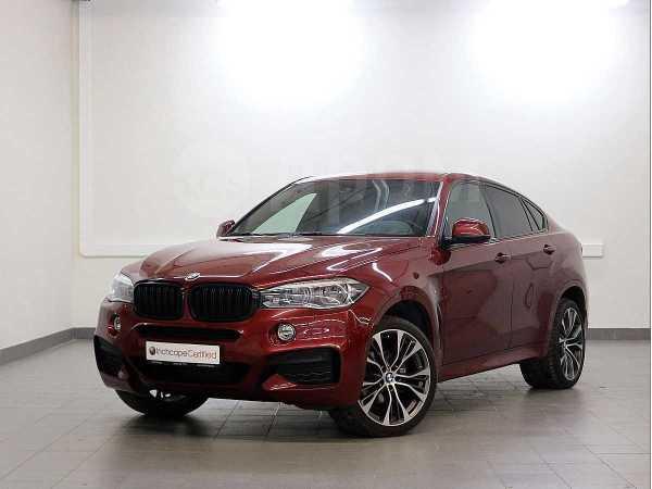 BMW X6, 2016 год, 3 050 000 руб.