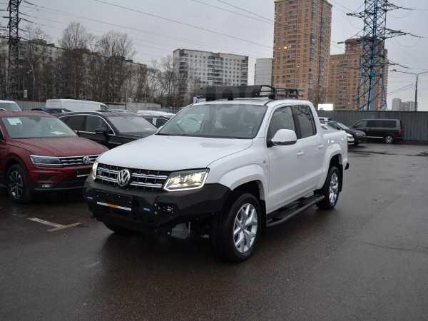 Volkswagen Amarok, 2019 год, 3 815 722 руб.