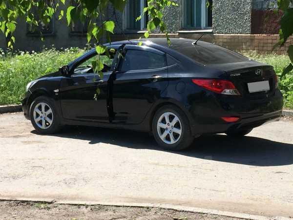 Hyundai Solaris, 2013 год, 505 000 руб.