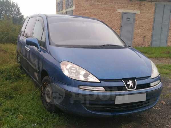 Peugeot 807, 2002 год, 270 000 руб.