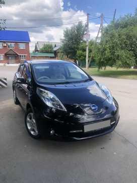 Усолье-Сибирское Nissan Leaf 2011