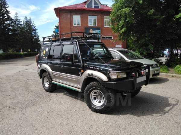 Hyundai Galloper, 1999 год, 340 000 руб.