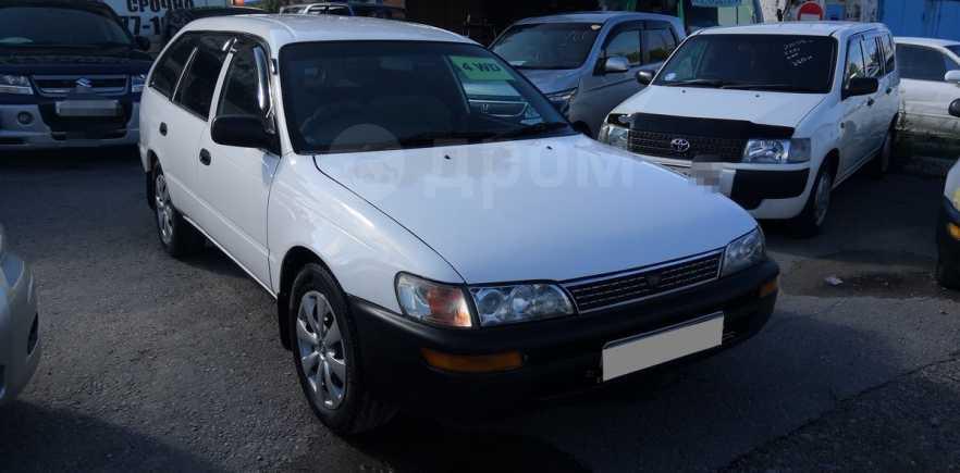 Toyota Corolla, 1999 год, 208 000 руб.