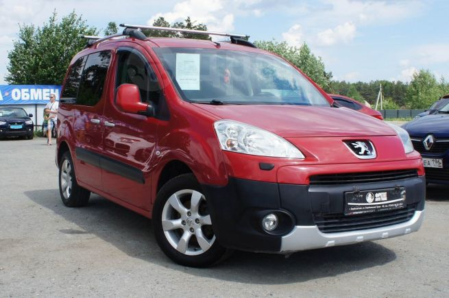Peugeot Partner, 2010 год, 419 000 руб.