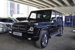 Екатеринбург G-Class 2001
