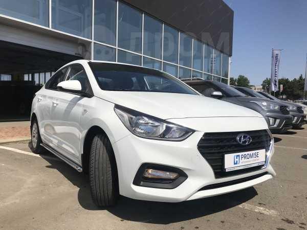Hyundai Solaris, 2017 год, 850 000 руб.