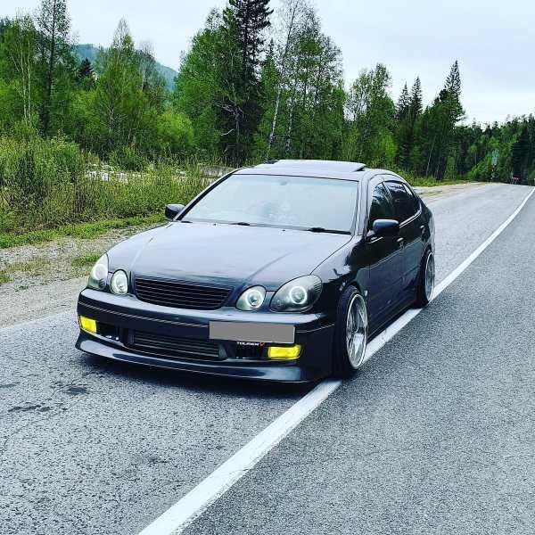 Toyota Aristo, 1999 год, 800 000 руб.