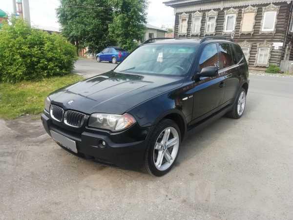 BMW X3, 2004 год, 585 000 руб.