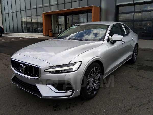 Volvo S60, 2019 год, 3 624 000 руб.