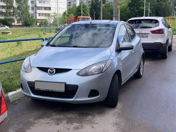 Mazda Mazda2, 2008 год, 290 000 руб.